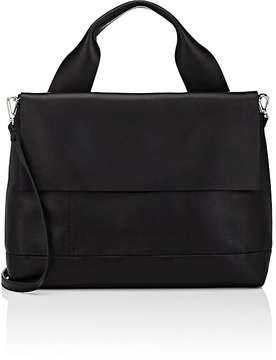 Marni WOMEN'S FLAP-FRONT LEATHER SHOULDER BAG