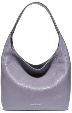 Michael Kors Lena Large Leather Shoulder Bag - Lilac - 30S6SL1L7L-502 - PURPLE - STYLE