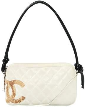 Chanel Cambon leather handbag