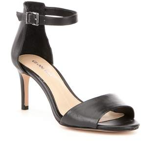 Gianni Bini Meria Ankle-Strap Leather Dress Sandals
