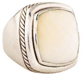 David Yurman Agate Albion Ring