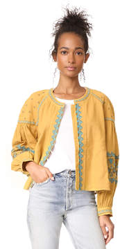 Antik Batik Koti Embroidered Jacket