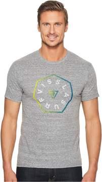 VISSLA Chartered Heather T-Shirt Men's T Shirt