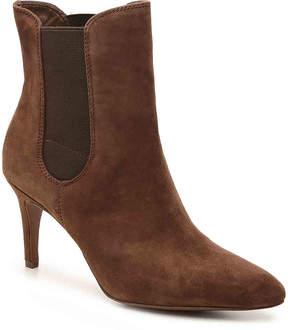 Lauren Ralph Lauren Women's Pashia Suede Chelsea Boot