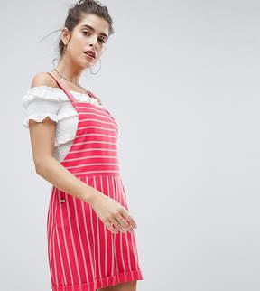 Reclaimed Vintage Inspired Stripe Romper