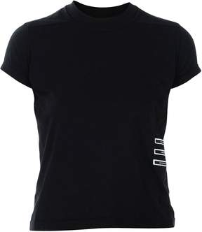 Drkshdw Black Cotton T-shirt
