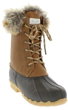 Sporto Women's Agnus Faux Fur Lined Duck Boot