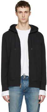 Levi's Levis Black Original Zip-Up Hoodie