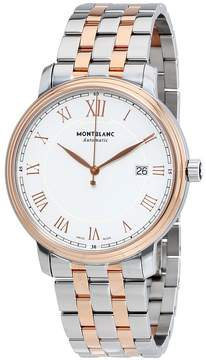Montblanc Tradition Automatic White Dial Men's Watch