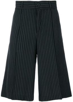 Yang Li pinstripe tailored trousers