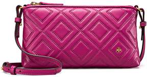 Tory Burch FLEMING CROSS-BODY - PARTY FUCHSIA - STYLE