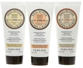 Perlier Shea Butter Hand Cream Trio