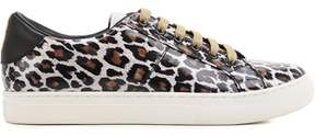 Marc Jacobs Women's Multicolor Patent Leather Sneakers.