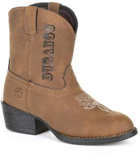 Durango Lil Outlaw by Logo Kids Western Boots