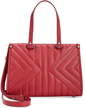 INC International Concepts I.n.c. Cissy Quilted Satchel