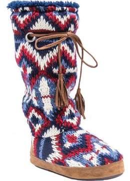 Muk Luks Grace Slipper Boot (Women's)