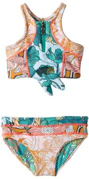 Maaji Kids Its Knot Me Bikini Girl's Swimwear Sets