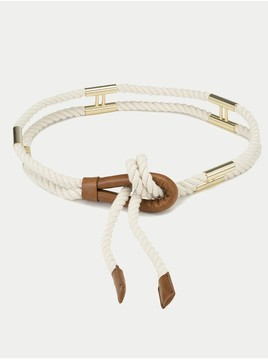Frame Double H Rope Belt