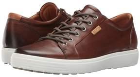 Ecco Soft 7 Premium Tie Men's Lace up casual Shoes