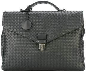 Bottega Veneta small Intrecciato weave briefcase