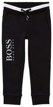 BOSS Black Branded Track Pants