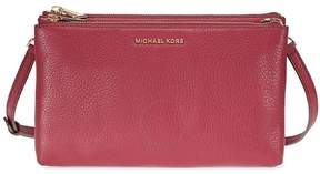 Michael Kors Adele Double Zip Crossbody - Mulberry - ONE COLOR - STYLE