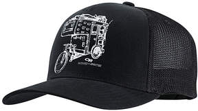 Outdoor Research Black Dirtbag Trucker Cap
