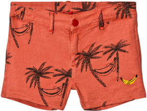 Bobo Choses Spice Route Siesta Tennis Linen Shorts