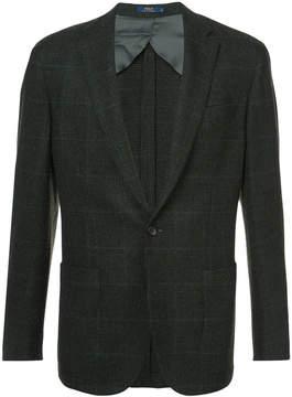 Polo Ralph Lauren textured tweed blazer