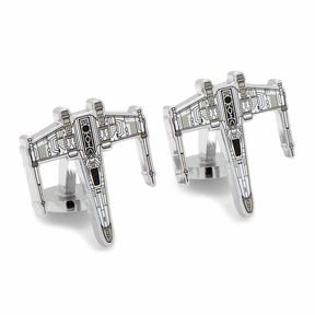 Asstd National Brand Star Wars X-Wing Starfighter Cuff Links
