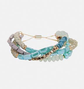 Avenue Turquoise Stretch Bracelet