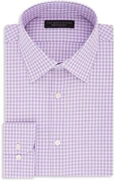 Bloomingdale's The Men's Store at Gingham Regular Fit Dress Shirt