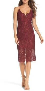 Bardot Women's Lace Pencil Dress