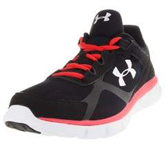 Under Armour Men's Micro G Velocity Rn Gr Running Shoe.