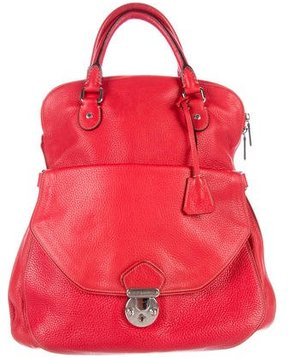 Dolce & Gabbana Miss Catch Bag - RED - STYLE