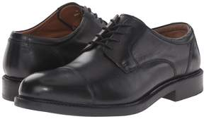 Johnston & Murphy Tabor Dress Cap Toe Oxford Men's Lace Up Cap Toe Shoes