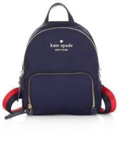 Kate Spade Watson Lane Varsity Stripe Small Hartley Backpack