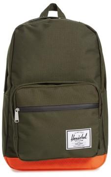 Herschel Men's 'Pop Quiz' Backpack - Green