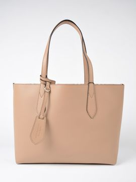 Burberry Medium Lavenby Tote - BROWN - STYLE