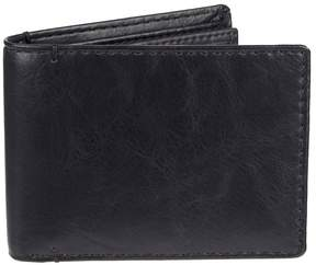 Apt. 9 Men's Rfid-Blocking Extra-Capacity Slimfold Wallet