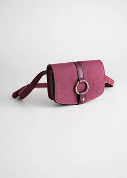 And other stories Suede Beltbag