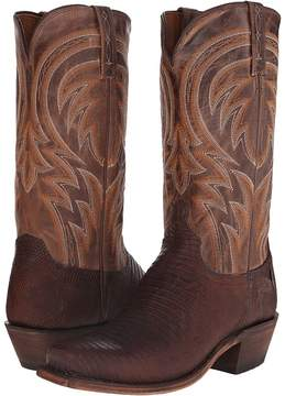 Lucchese Percy Cowboy Boots