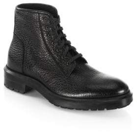 Aquatalia Tyson Textured Boots