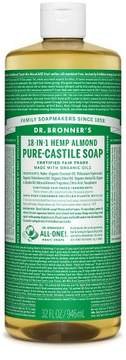 Dr. Bronner's Pure Castile Soap - Almond (32 oz.)