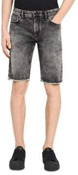 Calvin Klein Jeans Washed Denim Shorts
