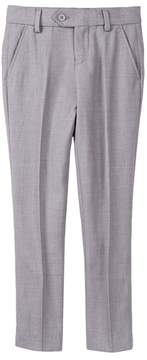 Isaac Mizrahi Slim Wool Blend Pant - Husky Sizes Available (Toddler, Little Boys, Big Boys)