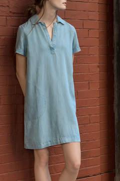 Lilla P Shirt Dress