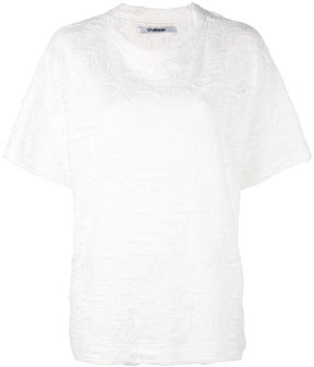 Chalayan simple knitted top