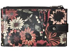Sakroots Cora Slim Card Wallet