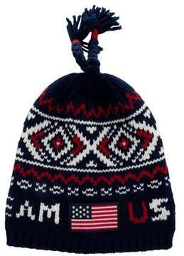 Polo Ralph Lauren Wool Knit Beanie
